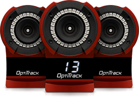 8 x Flex13 Motive:Tracker Set
