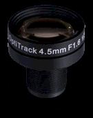 4.5mm F#1.6 Lens - 1/3 Inch - M12 Thread