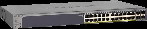 NETGEAR ProSafe GS728TPP